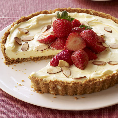 Vanilla-Almond Fruit Tart Recipe
