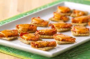 Chicken Parmesan Snackers