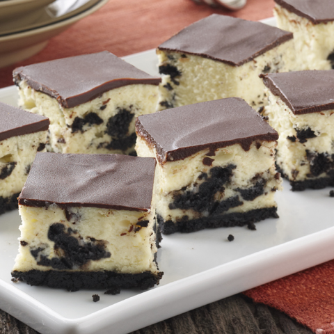 Bouchées de gâteau au fromage OREO Recipe
