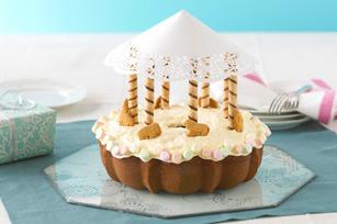 Merry-Go-Round Cake Recipe