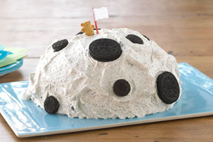 Lunar Landing Cake Recipe
