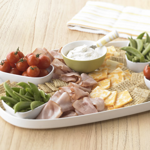 Easy Entertaining Platter Recipe