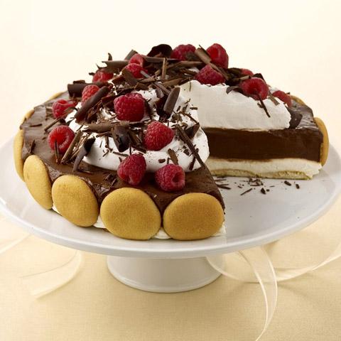 Chocolate Mousse Torte Recipe