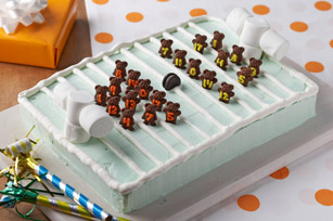 Touchdown Cake Recipe