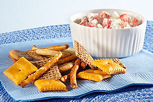 Creamy Bacon & Tomato RITZ Dip Recipe