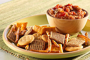 Salsa Bean RITZ Dip Recipe