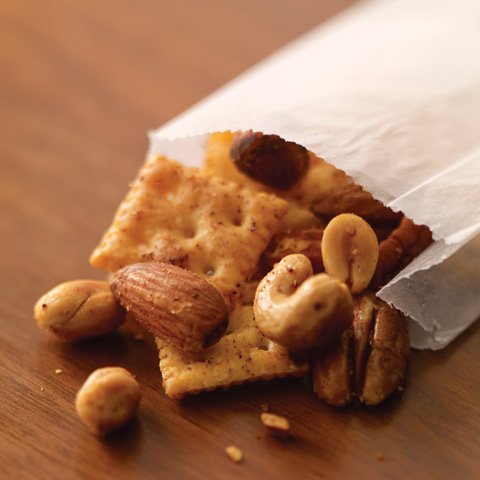 Chili Snack Mix Recipe