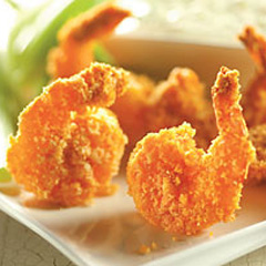 Easy RITZ Buffalo Shrimp Recipe