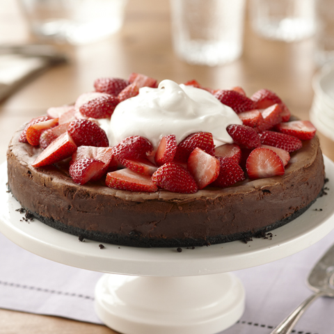 Chocolate Amaretto Cheesecake Recipe