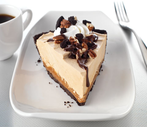 Peanut Butter-Turtle Pie with OREO Recipe