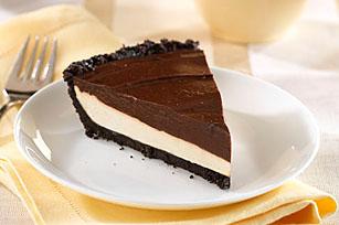 Chocolate-Caramel Creme Pie Recipe