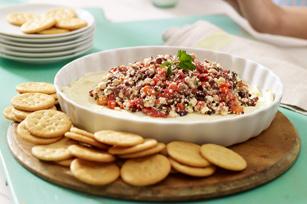 Creamy Mediterranean Spread Recipe