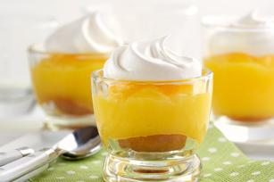 """Mini Lemon Cream """"Pies"""" Recipe"""