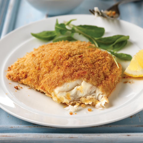 Crispy Oven-Fried Fish Recipe