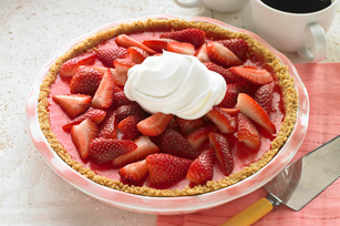 Strawberry Parfait Pie Recipe