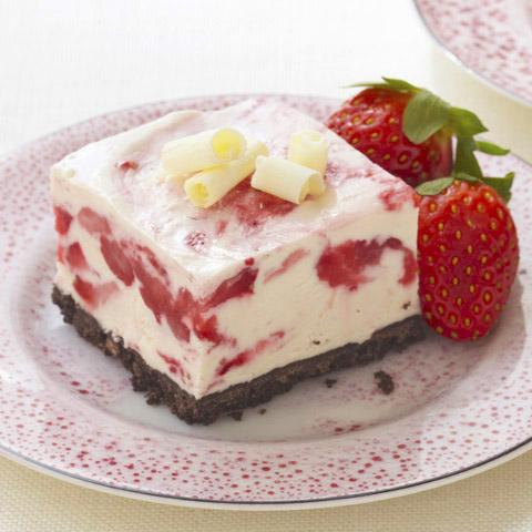 Oreo White Chocolate Mousse Cake Recipe
