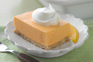 Orange-Mango Mousse Dessert Recipe