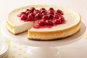 Sour Cherry Cheesecake Recipe