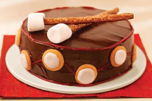 Drummer Boy Cake Recipe