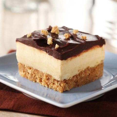 Peanut Butter Cup Squares Recipe