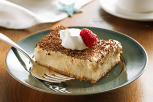 Tiramisu Mousse Cheesecake Recipe