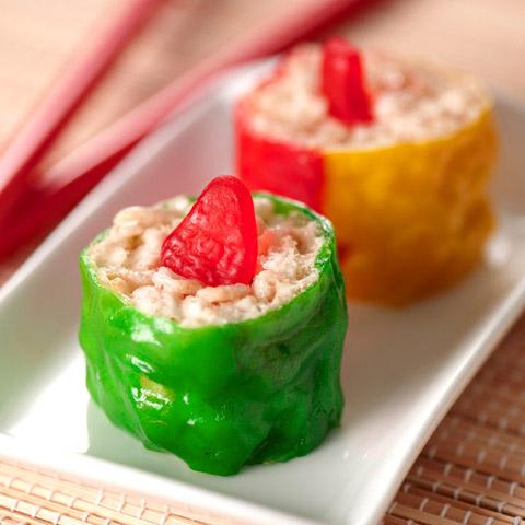 Candy Sushi Rolls Recipe