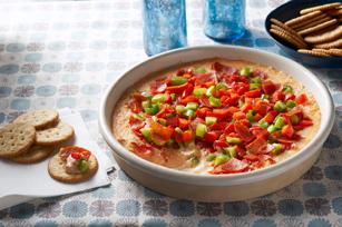 "Pepperoni ""Pizza-licious"" Dip Recipe"