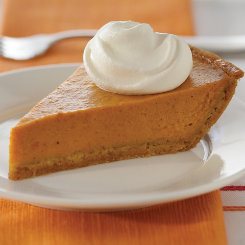 HONEY MAID Pumpkin Pie Recipe