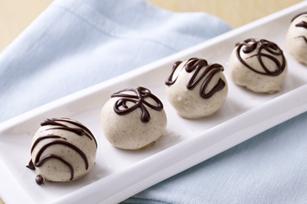 TEDDY GRAHAMS-Honey Nut Cookie Balls Recipe