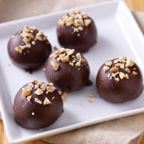 NUTTER BUTTER-Banana Cookie Balls Recipe