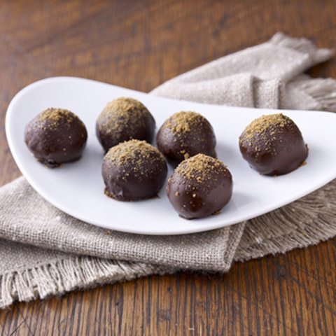 Ginger Snaps Cookie Balls Recipe
