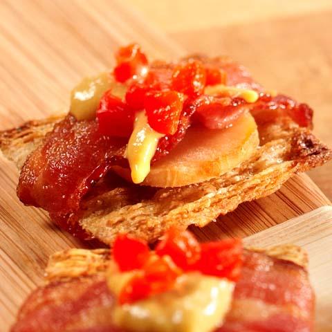 Bacon-Wrapped TRISCUIT Bundles Recipe