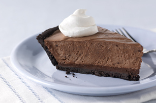 Made-Over Triple-Chocolate Dream Pie Recipe