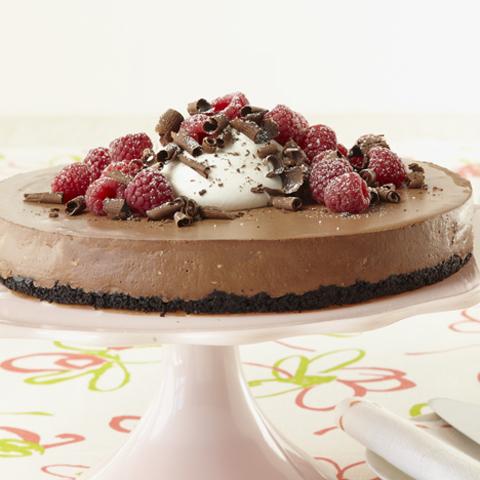 Dessert à la mousse au chocolat recette