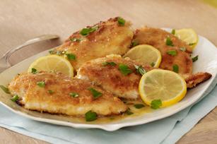 Easy Lemon-Chicken Piccata Recipe