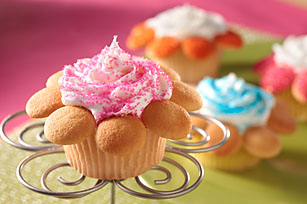 Blooming Flower Cupcakes Recipe