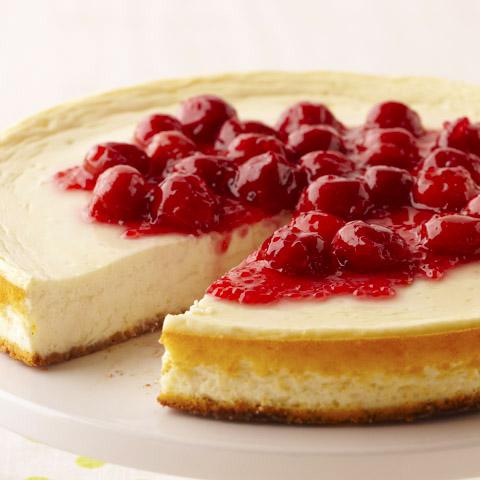 Cherry Cheesecake Made Over Recipe