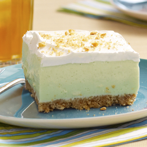 "HONEY MAID ""Key Lime"" Cloud Squares Recipe"