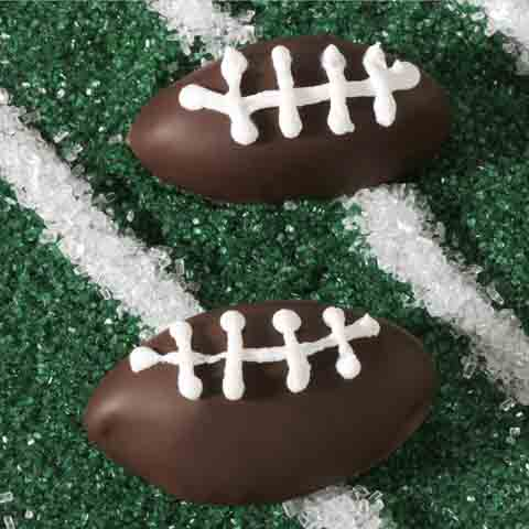 OREO Cookie Ball Footballs Recipe