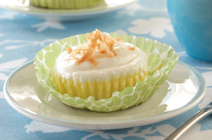 Coconut Cream Mini Cheesecakes Recipe