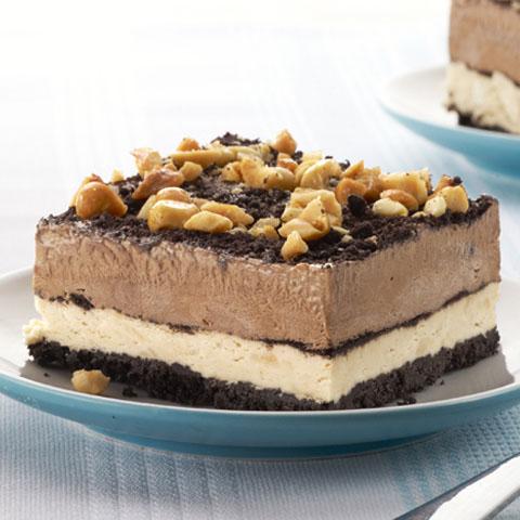 Easy dirt pie dessert recipe