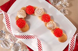 Mini NILLA Candy Canes Recipe
