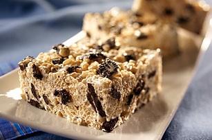 Croquants aux biscuits et à la crème recette