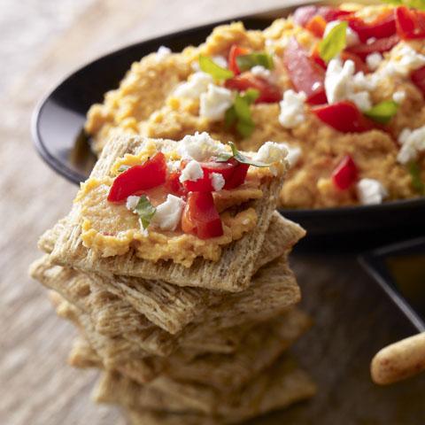Chickpea and Feta Dip Recipe