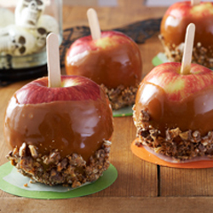 Pommes croquantes CADBURY Recipe