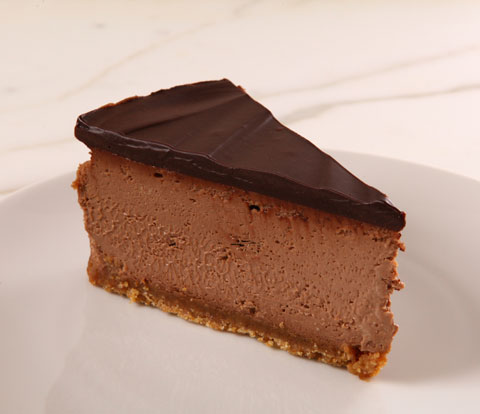 Double-Chocolate Cheesecake with NABISCO Grahams Recipe