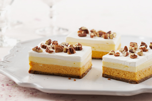 Layered Pumpkin Dessert Recipe