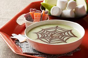 Zombie Slime Fondue Recipe