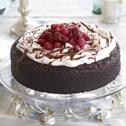 Gâteau Trésor double chocolat CADBURY Recipe