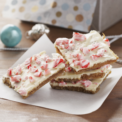 White Christmas PREMIUM PLUS Crunch Squares Recipe